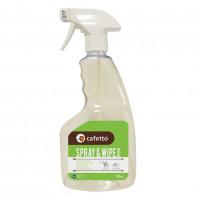 Cafetto Spray & Wipe Green