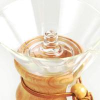 Chemex Coffee Maker Cover -  Glazen deksel