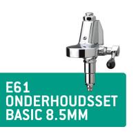 E61 Onderhoudsset Basic 8.5mm