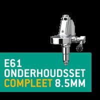 E61 Onderhoudsset Compleet 8.5mm