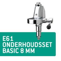 E61 Onderhoudsset Basic 8mm