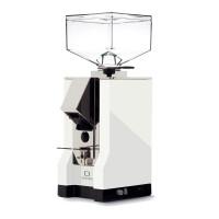 Eureka Mignon Silenzio Grinder - Koffiemolen - Wit/Chrome