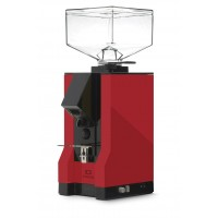 Eureka Mignon Silenzio Grinder - Koffiemolen - Rood/Zwart