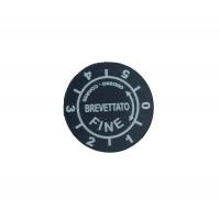 Eureka Sticker Stelknop