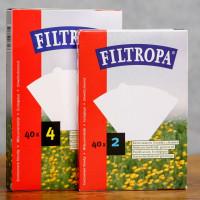 Filtropa Koffiefilters 100 stuks maat 2