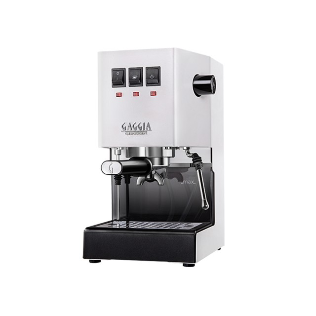 Gaggia Classic Coffee Pro - Espressomachine - Polar White