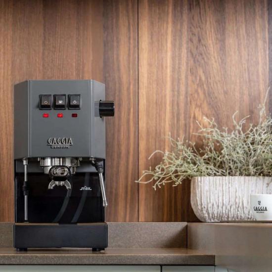 Gaggia Classic Coffee Pro - Espressomachine - Industrial Grey