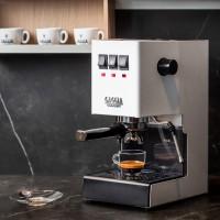 Gaggia Classic Coffee Pro - Espressomachine - Polar White