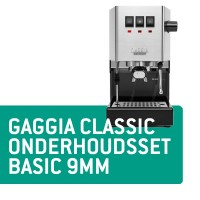 Gaggia Classic Onderhoudsset Basic 9mm