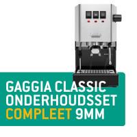 Gaggia Classic Onderhoudsset Compleet 9mm