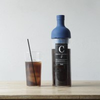 Hario Filter-in Coffee Bottle - Cold Brew Fles - Yale Blue - 650 mL