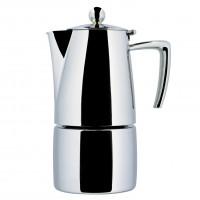 Ilsa Slancio 6 tazze Espressopotje - RVS Glanzend - 6 kops