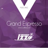 Caffè Izzo Grand Espresso E.S.E. servings 150 stuks