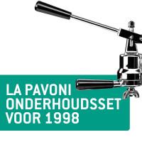 La Pavoni Onderhoudsset Europiccola - Professional voor 1998