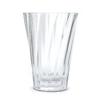 Loveramics Urban Glass 360 mL Twisted Latte Glass Clear
