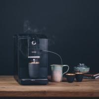 Nivona CafeRomatica 790 - Matte Black / Chrome