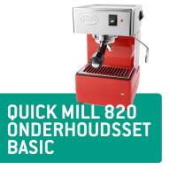 Quick Mill 820 Onderhoudsset Basic