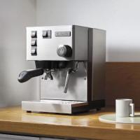 Rancilio Silvia (2021 model) - Espressomachine - RVS