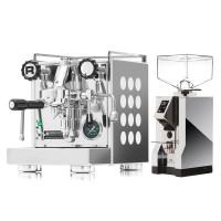 Rocket Espresso Appartamento / Eureka Mignon Specialita Chroom - Voordeelset