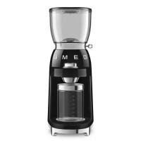 SMEG CGF01BLEU Koffiemolen Zwart