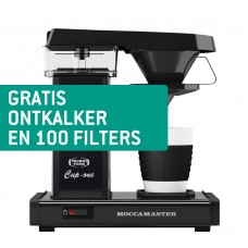 Technivorm Moccamaster Cup One Matt Black