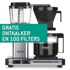 Technivorm Moccamaster KBG Select Brushed