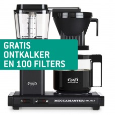 Technivorm Moccamaster KBG Select Matt Black