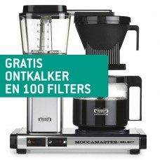 Technivorm Moccamaster KBG Select Polished Silver