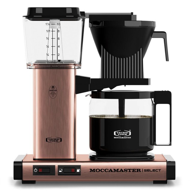 Technivorm Moccamaster KBG Select Copper