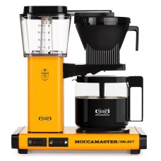 Technivorm Moccamaster KBG Select Yellow Pepper