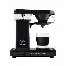 Technivorm Moccamaster Cup One Polished Zwart