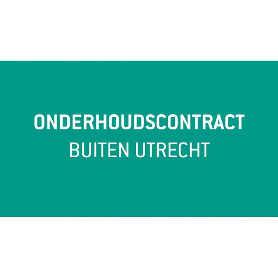 Onderhoudscontract voor Iberital en Eureka buiten Utrecht