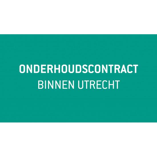 Onderhoudscontract voor Iberital en Eureka binnen Utrecht