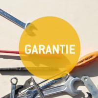 Ophaalopdracht reparatie onder garantie