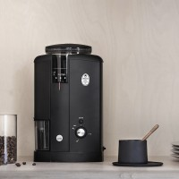 Wilfa Svart CGWS-130B Grinder - Koffiemolen - Zwart