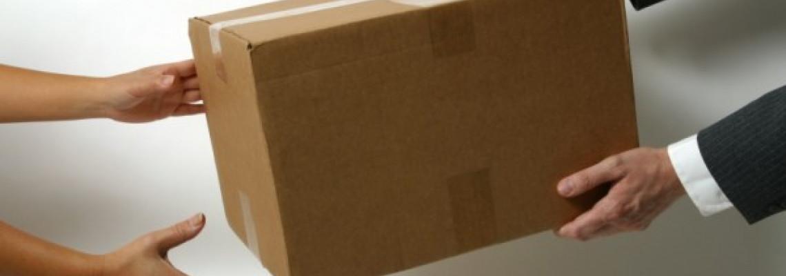 Wat gebeurt er met mijn pakketje wanneer je besteld bij Van Pommeren?