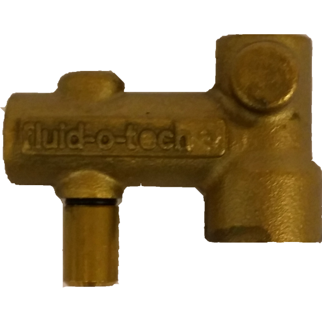 Fluid-o-tech pomp by-pass #620409