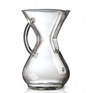 Chemex Glass Handle - 6 kops - Glazen Handvat