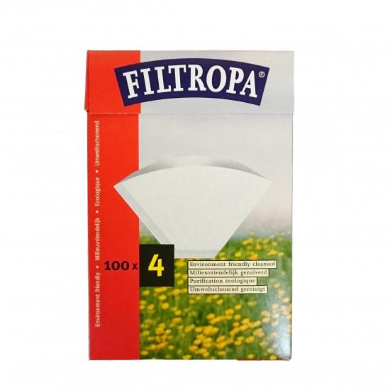 Filtropa Koffiefilters 100 stuks maat 4