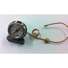 Izzo Alex Duetto Manometer Boilerdruk