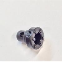 Gaggia classic pin in filterdrager (met aluminium boiler)