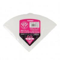 Hario V60 Maat 02 Filterpapier 100 stuks - Wit - Nederland