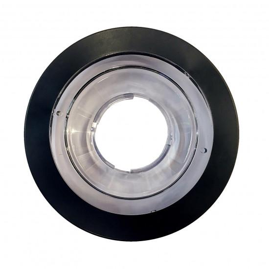 Severin Deksel met silicone rand Melkopschuimer Transparant
