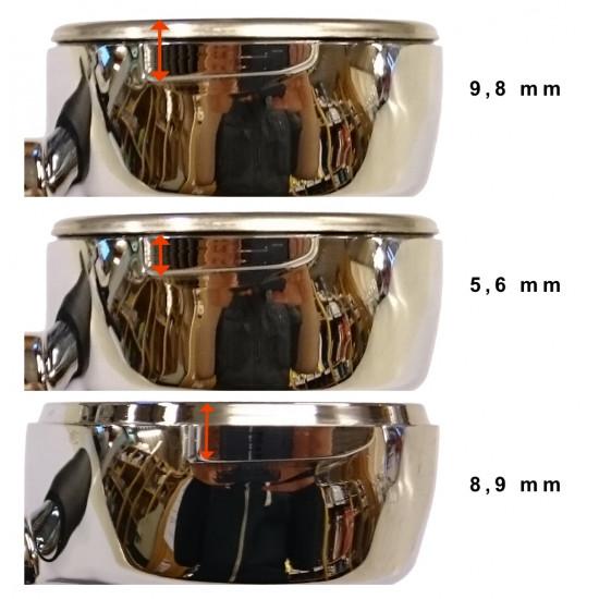 E61 Filterdrager Compleet Dubbel