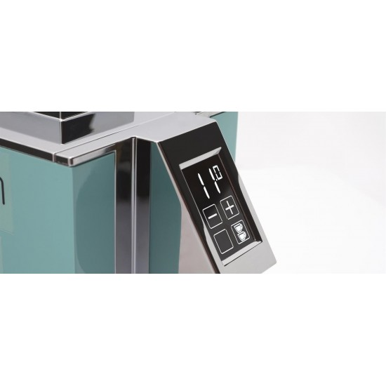 Eureka Mignon Specialita 55mm koffiemolen Chrome
